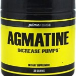 Agmatine is a great nitric oxide supplement